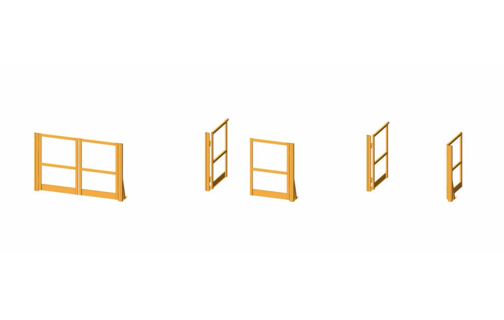 RÉALISATION - Portillon SODEFI, une sécurité optimale pour vos plateformes