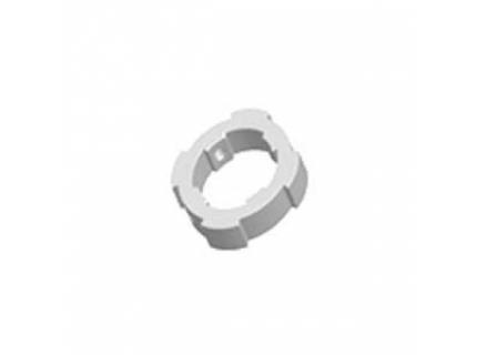 Anneau d'arrêt horizontal pour barre aluminium diamètre 28 mm