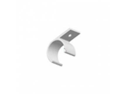 Support de fixation pour plateau pour barre aluminium diamètre 28 mm