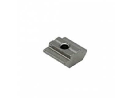 Lardon en « T » M5 pour barre aluminium avec rainure en « T » diamètre 28 mm