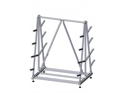 Produit modulaire LeanConcept : Cantilever - Dimensions : 1200x800 - Capacité de charge : 120kg
