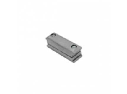 Extension connecteur parallèle pour barre aluminium diamètre 28 mm