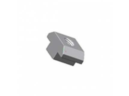 Lardon en « T » M8 pour barre aluminium avec rainure en « T » diamètre 28 mm