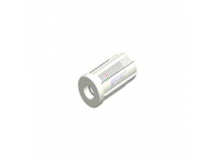 Connecteur pour pied pour barre aluminium diamètre 28 mm