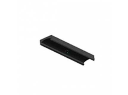 Clip de finition pour barre aluminium diamètre 28 mm – longueur 4 ml